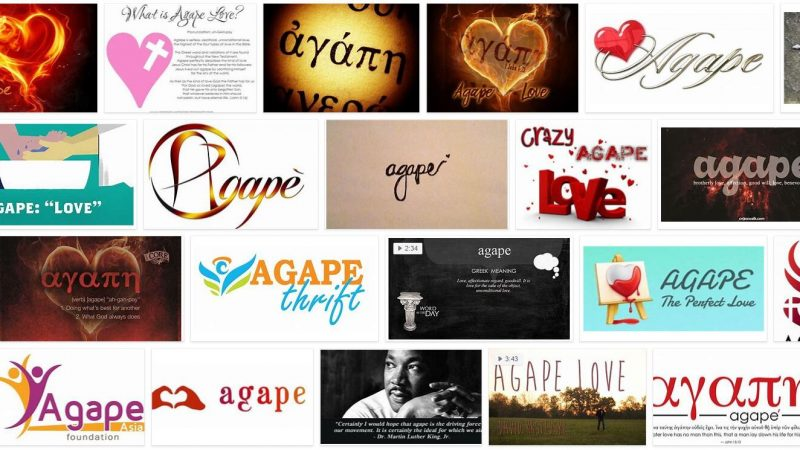 Agape Definition and Meaning