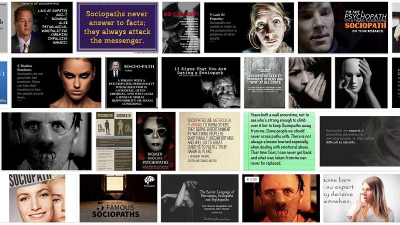 Sociopaths Definition and Meaning