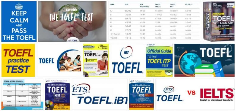 TOEFL Definition and Meaning