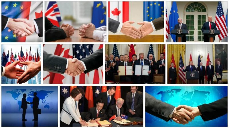 Trade Agreement Definition and Meaning