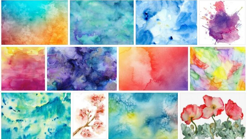 Watercolor Definition and Meaning