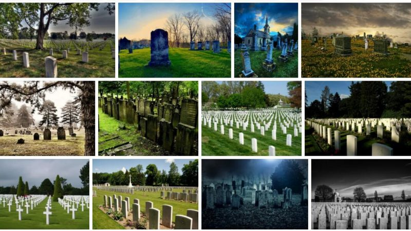 Cemetery Definition and Meaning