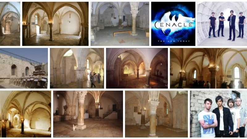 Cenacle Definition and Meaning