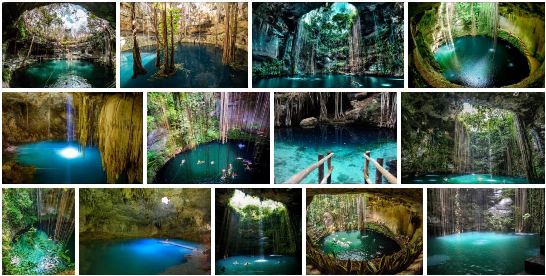 Cenote Definition and Meaning