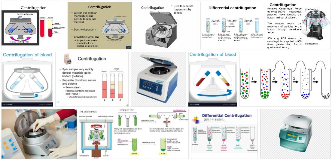 Centrifugation Definition and Meaning