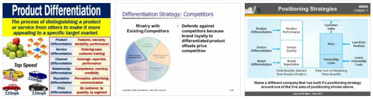 Price Differentiation Definition and Meaning